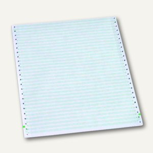Computerpapier endlos 8