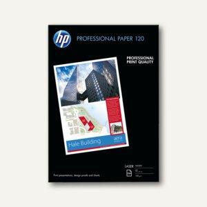 HP Laserpapier PROFESSIONAL PAPER, DIN A3, glänzend, 120 g/m², 250 Blatt, CG969A
