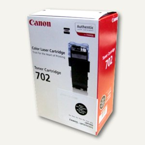 Canon Lasertoner 702, ca. 10.000 Seiten, schwarz, 9645A004