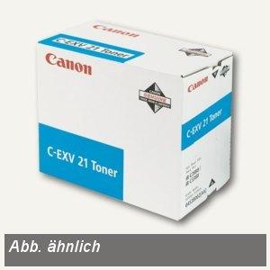 Canon Toner C-EXV47, ca. 21.500 Seiten, cyan, 8517B002