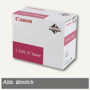 Canon Toner C-EXV47, ca. 21.500 Seiten, magenta, 8518B002