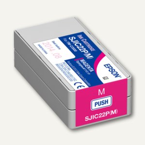 Epson Tintenpatrone XL, magenta, 32.5 ml, C33S020603