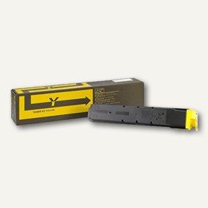 Kyocera/Mita Toner, ca. 30.000 Seiten, gelb, TK8600Y