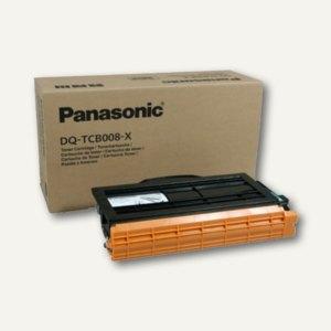 Panasonic Toner-Kit Doppelpack, ca. 8.000 Seiten, schwarz, DQTCB008XD