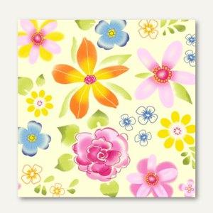 """Dekorservietten """"Spring Fever"""", 1/4-Falz, 3-lagig, 33 x 33 cm, 200 Stück, 82647"""
