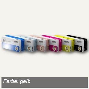 Epson Tintenpatrone PP-100, 31.5 ml, gelb, C13S020451