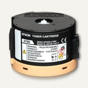 Epson Standard-Tonerkassette 2.5k, ca. 2.500 Seiten, schwarz, C13S050709