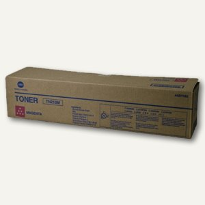 Konica Minolta Toner TN213M, ca. 19.000 Seiten, magenta, A0D7352