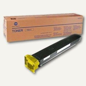 Konica Minolta Toner TN613Y, ca. 30.000 Seiten, gelb, A0TM250