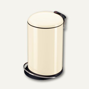 Hailo Tret-Abfallsammler TOPdesign 16, 16 Liter, vanille, 0516-570