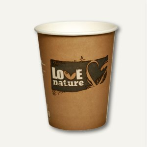 Trinkbecher pure Love Nature