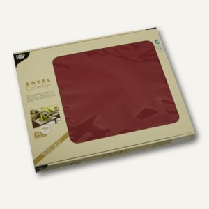 "Papstar Tischsets ""ROYAL Collection"", 30 x 40 cm, bordeaux, 600er-Pack, 81898"