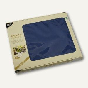 "Papstar Tischsets ""ROYAL Collection"", 30 x 40 cm, dunkelblau, 600er-Pack, 81900"