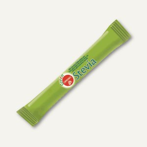 Hellma Canderel Green Stevia Sticks, Tafelsüße zum Streuen, 250 Sticks, 60115072
