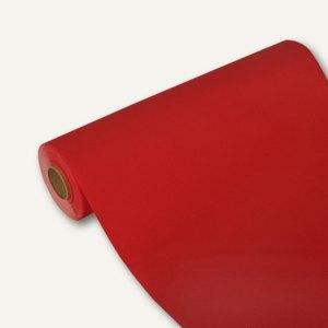 """Papstar Tischläufer """"ROYAL"""" auf Rolle, PV-Tissue, 24m x 40cm, rot, 4 Stück,84970"""