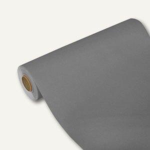 """Tischläufer """"ROYAL"""" auf Rolle, PV-Tissue, 24m x 40cm, grau, 4 Stück, 84974"""