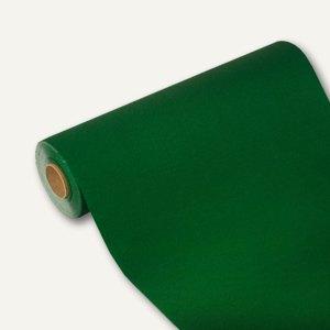 """Tischläufer """"ROYAL"""" auf Rolle, PV-Tissue, 24m x 40cm, dunkelgrün, 4 Stück, 84967"""