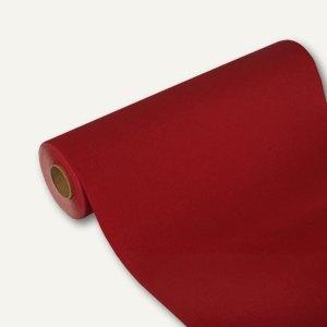 """Tischläufer """"ROYAL"""" auf Rolle, PV-Tissue, 24m x 40cm, bordeaux, 4 Stück, 84968"""