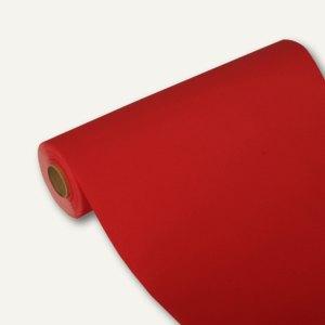 """Papstar Tischläufer """"ROYAL Collection"""", Tissue, 24m x 40cm, rot, 4 Stück, 84312"""