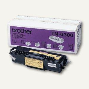 Brother Toner, ca. 3.000 Seiten, schwarz, TN6300