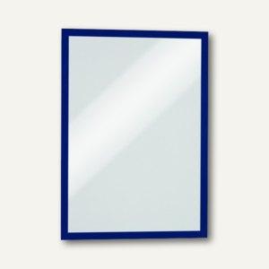 Magnetrahmen DURAFRAME, DIN A3, selbstklebend, dunkelblau, 2 Stück, 4873-07