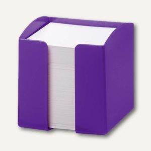Durable Zettelkasten TREND, 10 x 10.5 x 10 cm, opak-lila, 6 Stück, 1701682012