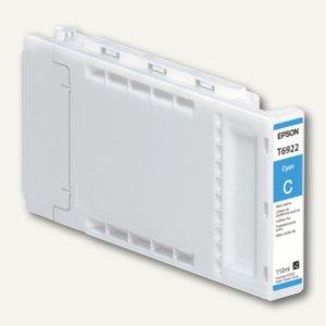 Epson Tintenpatrone Singlepack UltraChrome XD T692200, 110 ml, cyan, C13T692200