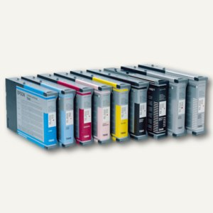 Epson Tintenpatrone Singlepack T605200, 110 ml, cyan, C13T605200