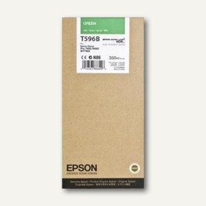 Epson Tintenpatrone Singlepack UltraChrome HDR T596B00, 350 ml, grün, C13T596B00