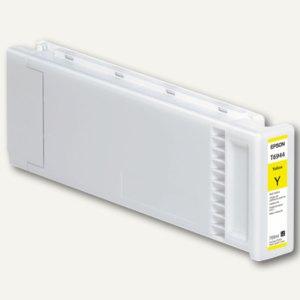 Epson Tintenpatrone Singlepack UltraChrome XD T694400, 700 ml, gelb, C13T694400