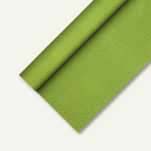"Tischdecke ""soft selection plus"", PP-Vlies, 25x1.18 m, grün, 2 Stück, 84939"