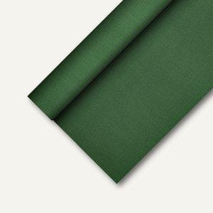 """Tischdecke """"soft selection plus"""", PP-Vlies, 25 x 1.18 m, dunkelgrün, 2 Stück"""