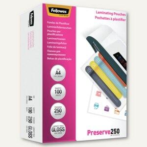 Fellowes Laminierfolientasche, DIN A4, 216 x 303 mm, 500 mic, 100St., 5401802