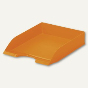 Durable Briefkorb BASIC, DIN A4-C4, opak-orange, 6 Stück, 1701672909