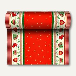 Artikelbild: Tischläufer Traditional Christmas auf Rolle