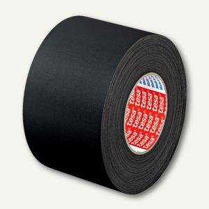 Gewebe-Klebeband 4651 Premium, 38 mm x 50 m, wetterfest, schwarz, 04651-00507-00