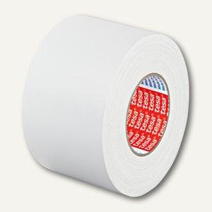 Gewebe-Klebeband 4651 Premium, 38 mm x 50 m, wetterfest, weiß, 04651-00512-00
