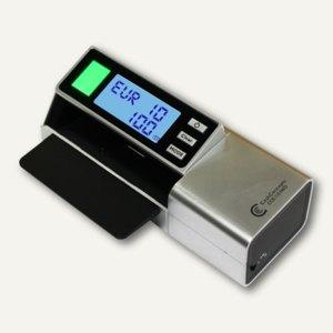 CashConcepts Banknotenprüfgerät, autom.Einzug, bis zu 3 Währungen, CCE 110 Neo