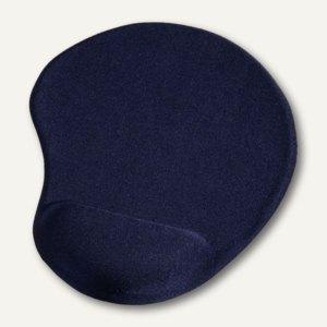 """Hama Mauspad """"Ergonomic"""" - Mini, 200 x 230 x 21 mm, blau, 00054778"""