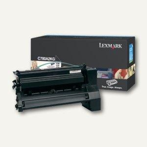 Lasertoner-/Druckkassette C780, C782, X782, 6.000 Seiten, schwarz, C780A2KG