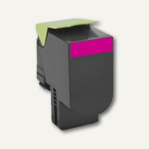 Lexmark Rückgabe-Tonerkassette 702XM, ca. 4.000 Seiten, magenta, 70C2XM0