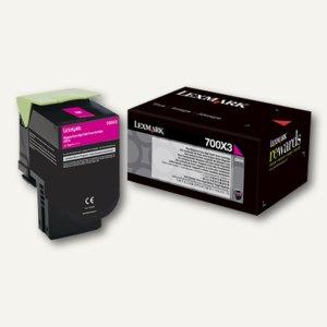 Tonerkassette 700X3