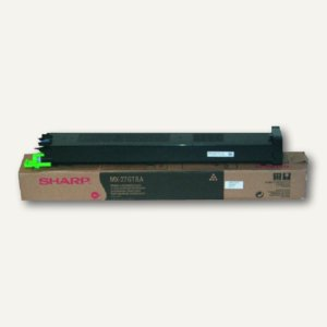 Sharp Toner, ca. 18.000 Seiten, schwarz, MX27GTBA