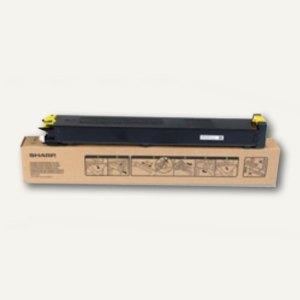 Sharp Toner, ca. 10.000 Seiten, gelb, MX23GTYA