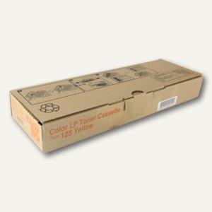 Ricoh Toner Type 125, ca. 5.000 Seiten, gelb, 400841