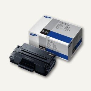 Samsung Toner inkl. Trommel MLT-D203E, ca. 10.000 Seiten, schwarz, MLT-D203E/ELS