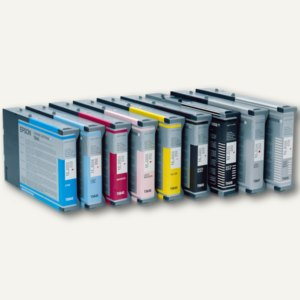 Epson Tintenpatrone Vivid Light T605600, 110 ml, magenta light, C13T605600