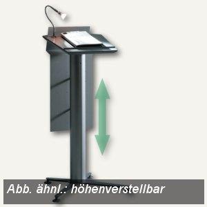 BST Rednerpult SPEAKER mit Beleuchtung, höhenverstellbar