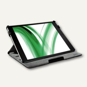 Complete iPadAir SmartGrip Schutzhülle, mit Standfunktion, schwarz, 64250095