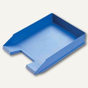 Helit Briefablage ECONOMY, DIN A4/C4, Kunststoff, blau, 5 Stück, H2361634